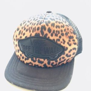 Vans 'off the wall' SnapBack Hat
